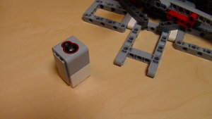 How to use the Light/Color Sensors with the Catapult built from EV3/NXT